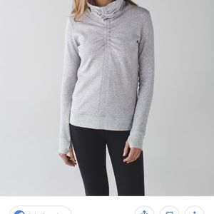 Lululemon In A Cinch Pullover